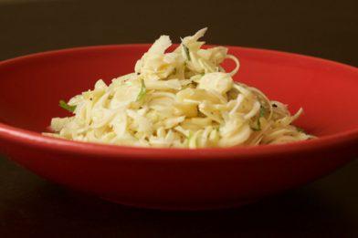 Salada de guariroba