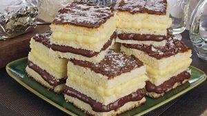 bolo de leite ninho com nutella