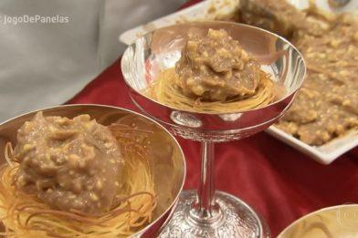 Sobremesa árabe - knief