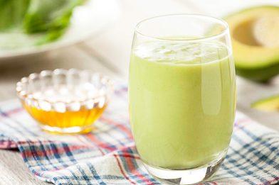 Melhor receita de vitamina de abacate