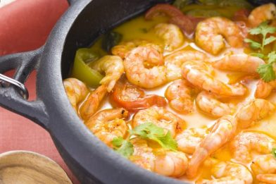 A melhor receita fácil com camarão