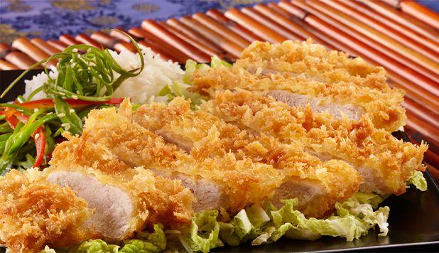 receita de peixe empanado no forno