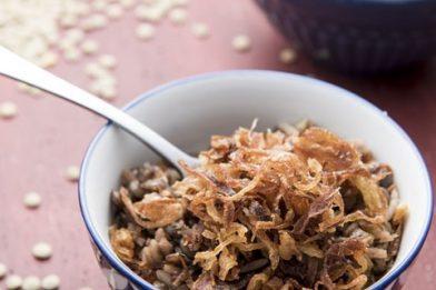 O melhor arroz sírio muito simples