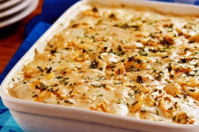 A melhor receita de lasanha de batata