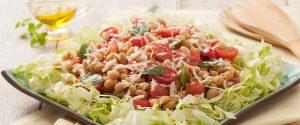 salada de soja