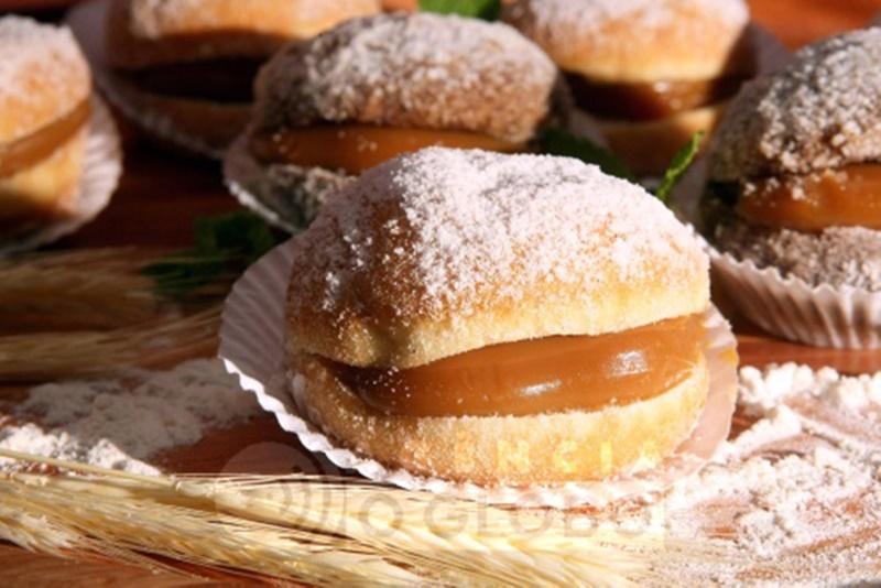 preparar sonho doce de padaria