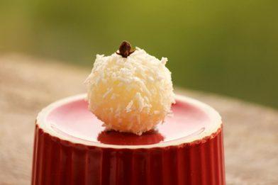 Delicioso beijinho de coco simples