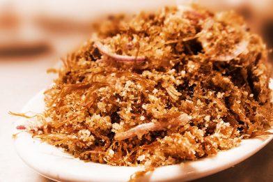 Deliciosa farofa de carne de sol caseira
