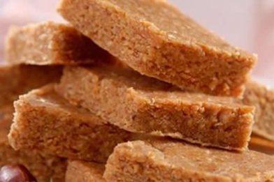 Receita de paçoca de amendoim muito gostosa
