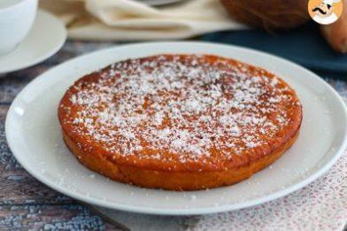 O melhor bolo de batata doce simples