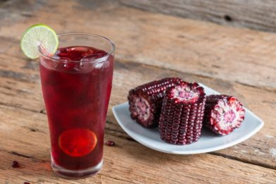 Deliciosa chicha bebida chilena