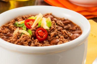 Receita tradicional de feijão mexicano