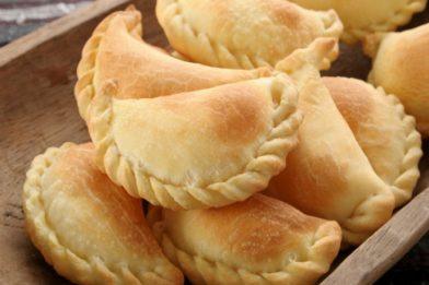 Empanadas simples e deliciosas