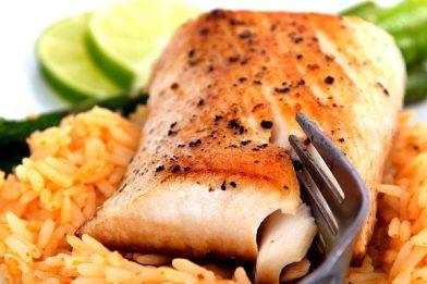 Atum ao forno simples e saboroso