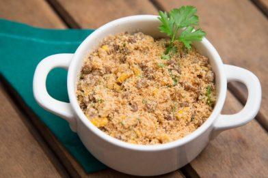 Deliciosa farofa muito simples e gostosa