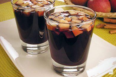 Deliciosa receita de vinho quente