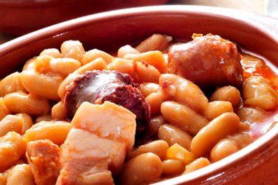 Deliciosa Fabada Asturiana simples