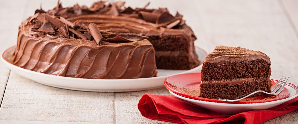 recheio de bolo de chocolate