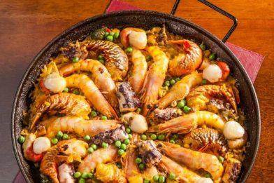Deliciosa Paella Espanhola