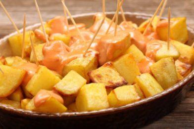 Deliciosa Patatas Bravas