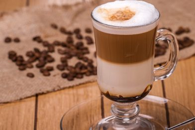 Prática receita de cappuccino caseiro