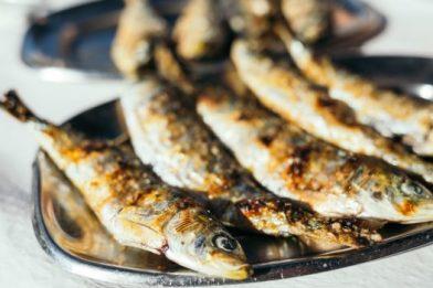 Fácil preparo de sardinha na pressão