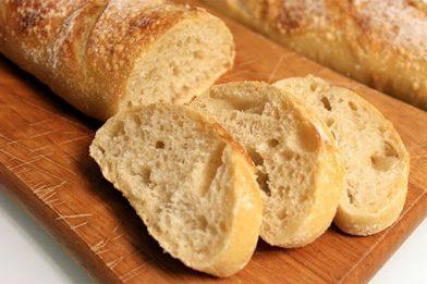 A melhor receita de pão caseiro fácil