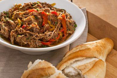 Carne louca receita simples e deliciosa