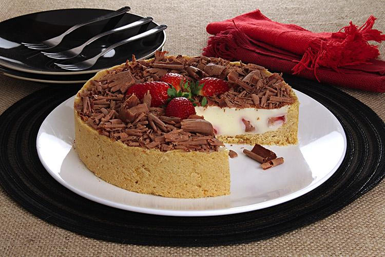 torta doce fácil