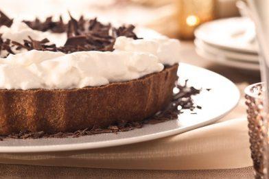 Rápida e deliciosa torta gelada