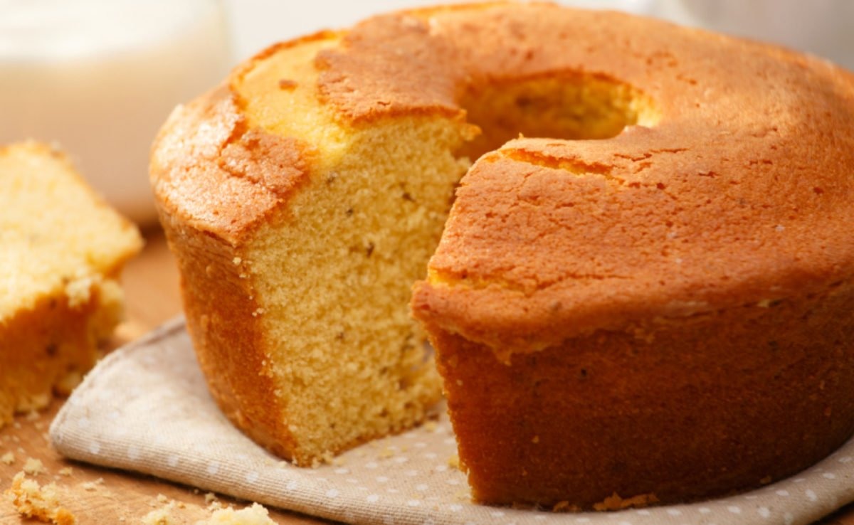 bolo de milho com flocão