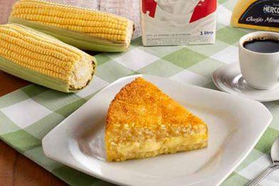 Simples e prático bolo pamonha
