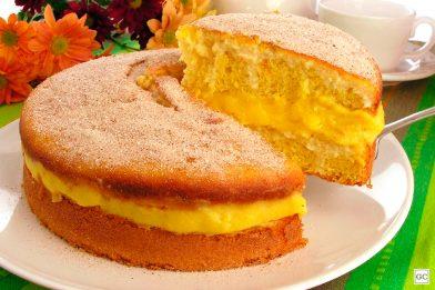 O melhor bolo de milho verde natural