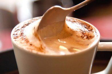 Deliciosa receita de cappuccino cremoso