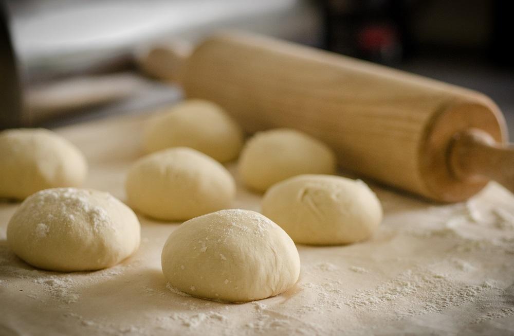 massa de pão