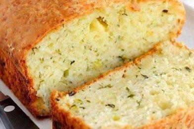 Receita fácil de pão batido
