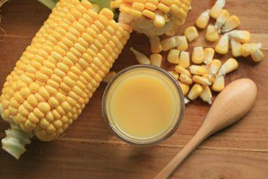 Suco de milho verde muito gostoso e saudável
