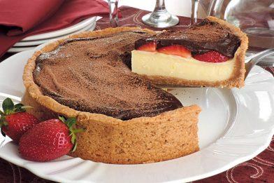 Torta doce fácil e muito gostosa