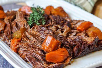 Carne assada de panela muito gostosa e suculenta