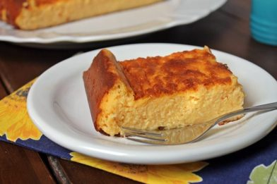O melhor bolo pamonha simples