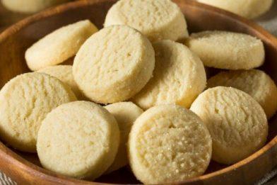 Receita de biscoito de maizena amanteigado