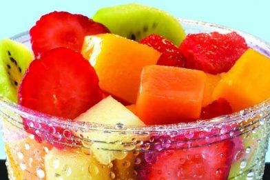 Receita de salada de frutas no pote
