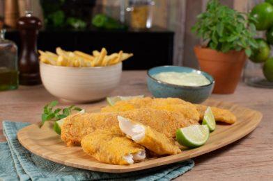 Receita de peixe frito bem sequinho