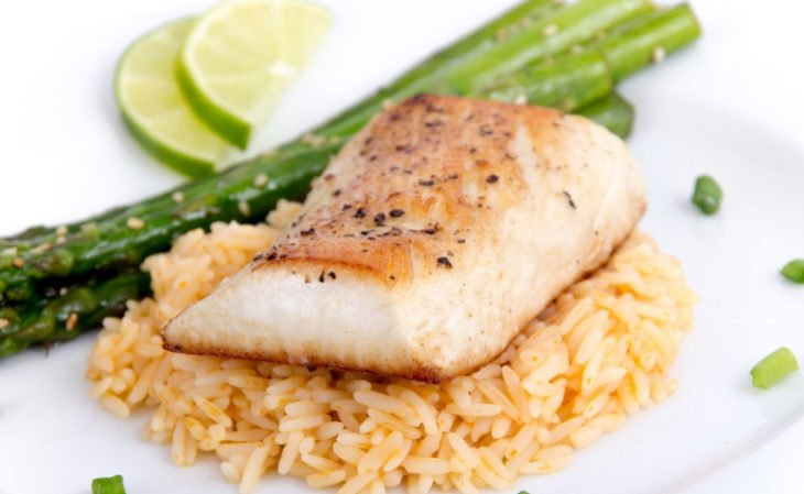 receita de filé de peixe