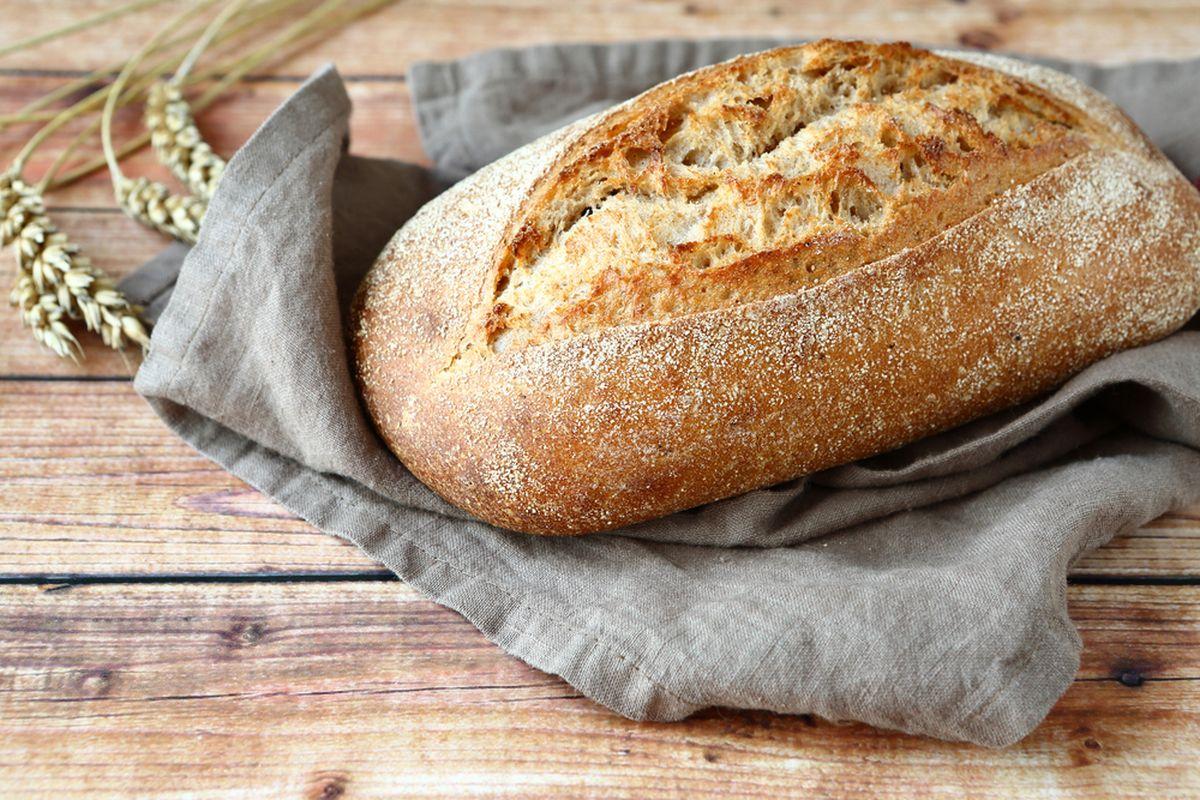 pão sem fermento