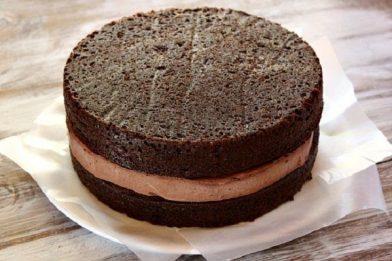 O melhor pão de ló de chocolate