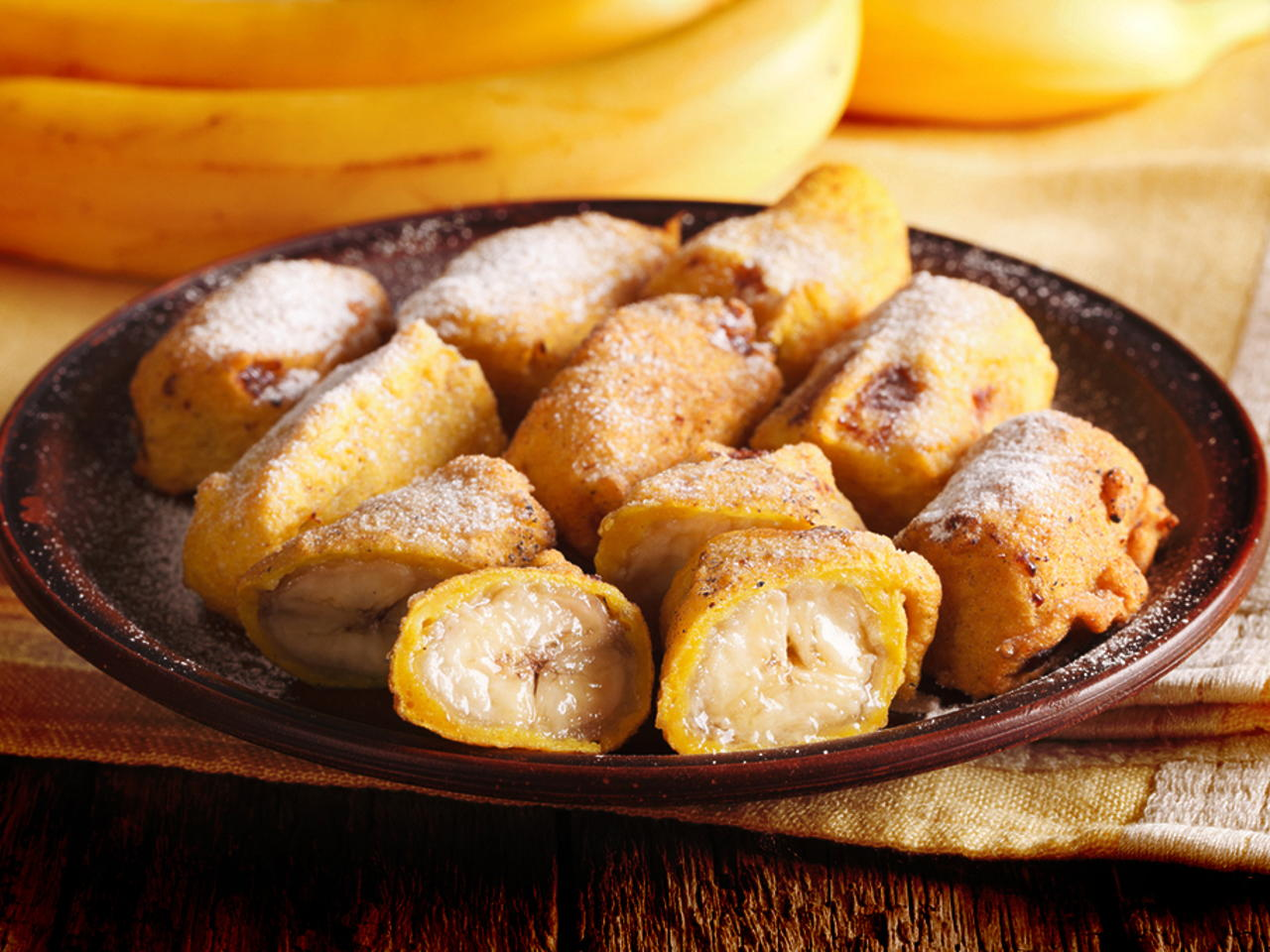 banana empanada