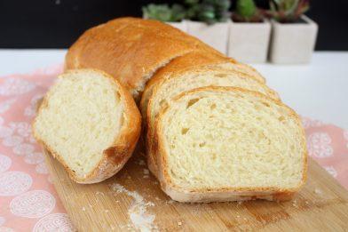 O melhor pão de forma simples e prático