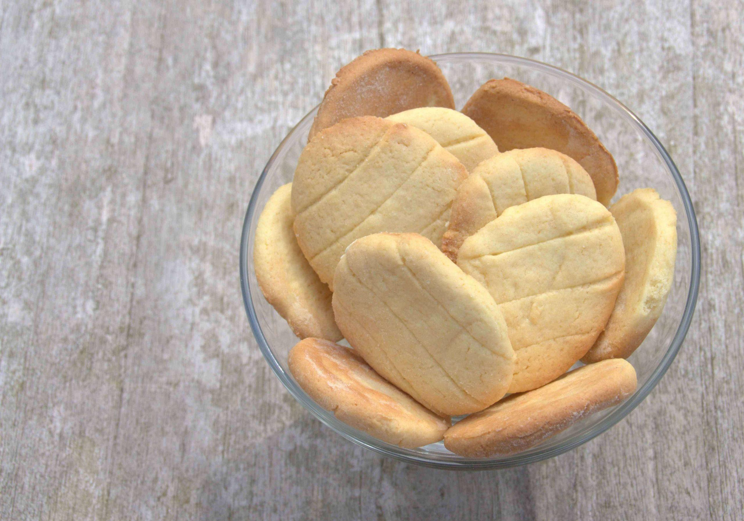 biscoito de maizena fácil