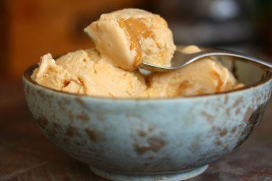 Receita de sorvete caseiro muito gostoso